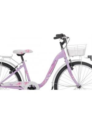 """City Bike 24"""" Bloomy Shi 6v Revo"""