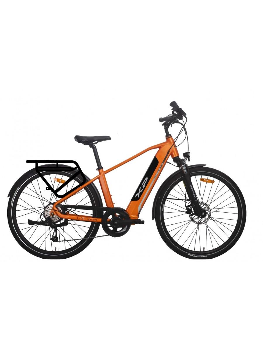 "E-Bike E-BIKE Trekking 27,5"" XPBIKE I-D9 SPORTIVE MAN 9v 48V Li-ion 48V 13Ah  (624Wh)"