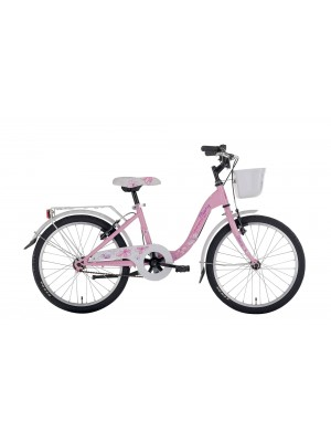 "City Bike 20"" Bloomy 1v senza cambio"