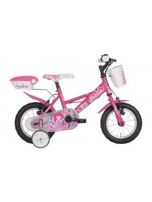 """Bici Bambina 14"""" SHELLY 1v"""