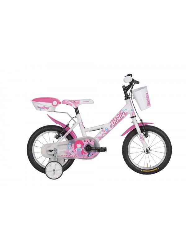 """Bici Bambina 12"""" SHELLY 1v"""