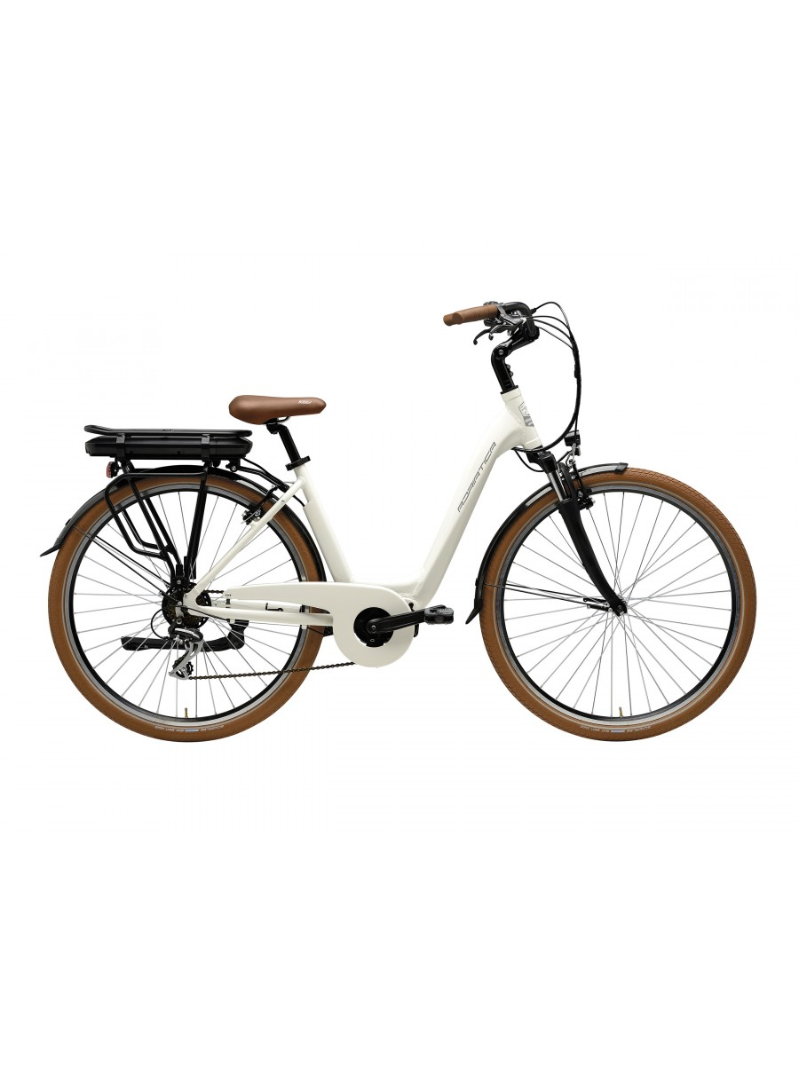 "E-Bike Ctb New Age Lady 28"" Shi Acera 7v"
