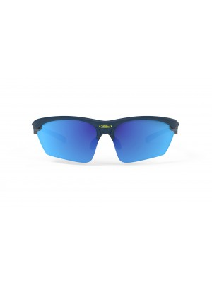 Occhiali Rudy Project Stratofly Blue Navy Matte - Multilaser Blue