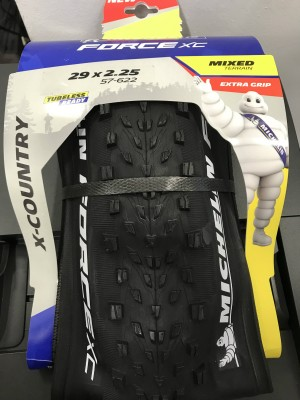 Copertone MICHELIN FORCE XC COMPETITION LINE 29x2.25 Gum-X3D Tbl-Ready