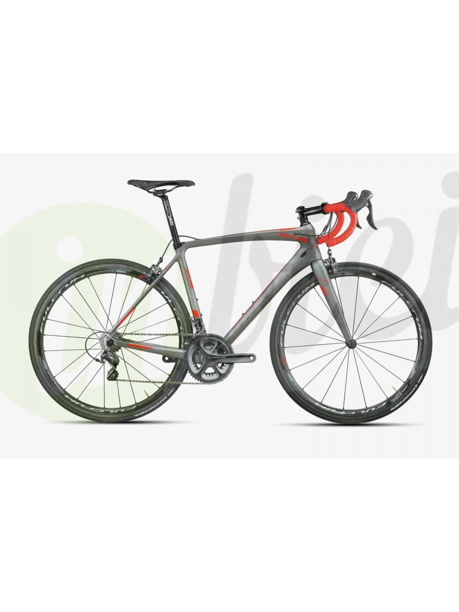 Bici Corsa ATLAS Full Carbon Shi Ultegra 2x11 misura 53 (L) offerta