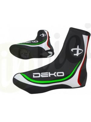 Copriscarpe Ciclismo Termiche in Neoprene Deko Sport